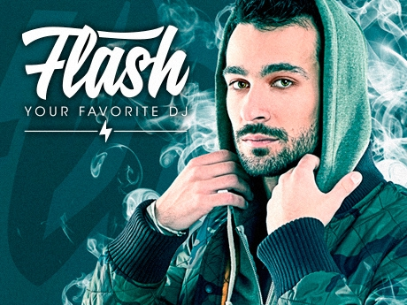 Dj Flash identity